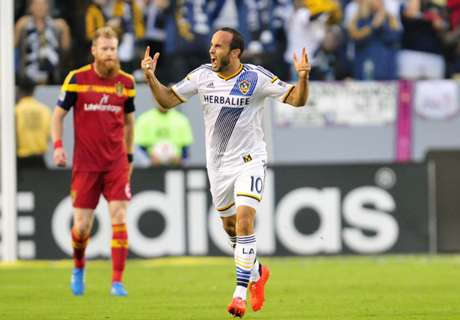Match Report: LA Galaxy 5-0 RSL