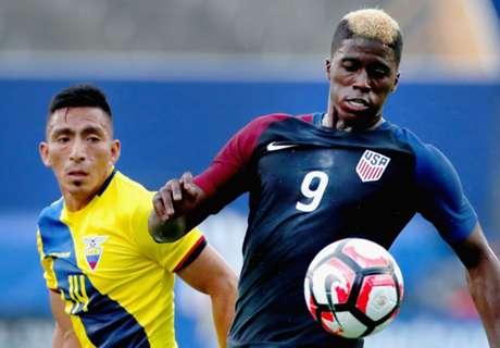 Wing play could decide USA-Ecuador