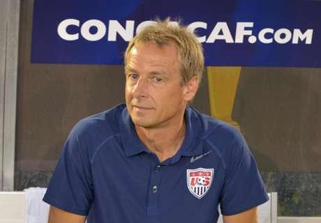 Gulati: Pressure is on Klinsmann