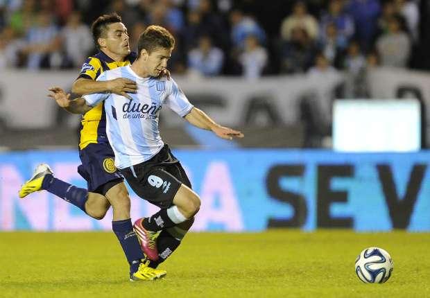 Racing y Rosario Central igualaron en un partido para el olvido