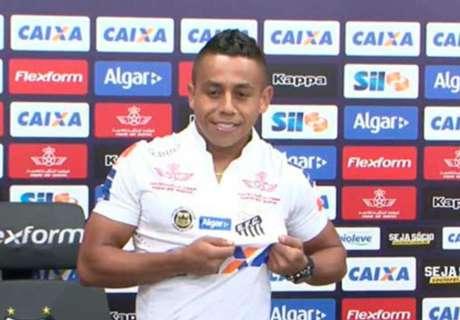 Santos demandaría a la FCF