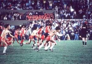 Argentinos Juniors, semillero del mundo, tuvo su premio en 1985.