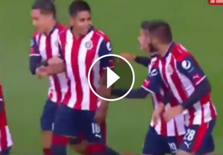 ► Goles de la jornada 4 de la Copa MX