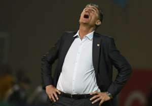 El entrenador de la Albicleste dará la convocatoria para los partidos ante Brasil y Colombia.