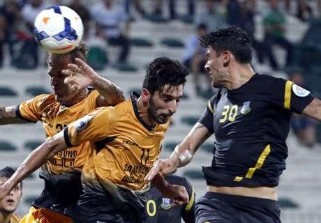 Un argentino jugando en Irak