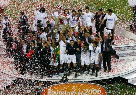 ¿Cómo lo hace el Sevilla ante los ingleses?