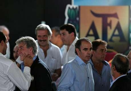 La Asamblea de la AFA, en vivo