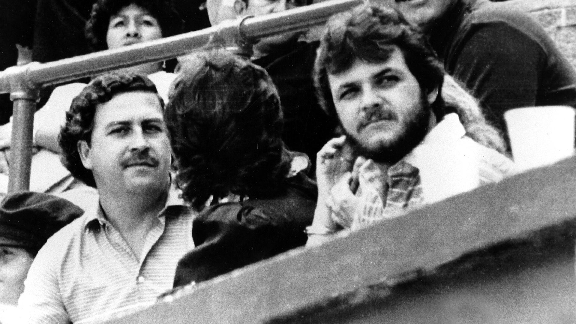 Exsicario le manda saludos a jugador argentino — Pablo Escobar
