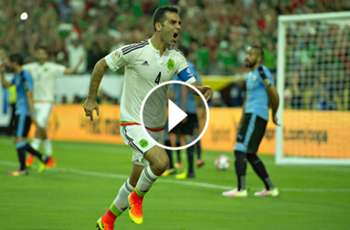 598d44669 Los 5 mejores momentos en la carrera de Rafa Márquez - Goal.com
