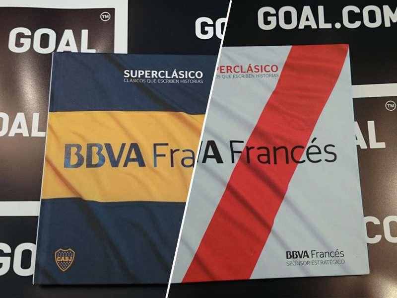 Goal.com te regala el libro del Superclásico