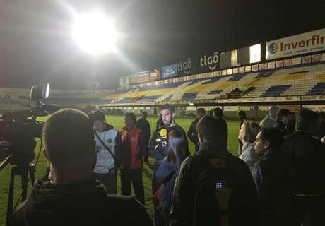 Peñarol se instaló en Luque