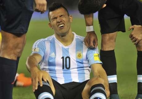 Ni Messi, ni Kun, ni Tevez