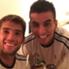 Correa y Más, dos ex-San Lorenzo que se volvieron a ver