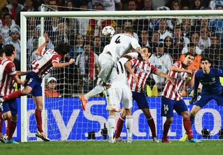 Las curiosidades del R.Madrid - Atlético