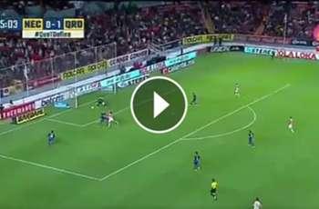 Necaxa cayó ante Querétaro con gol de Edson Puch ►