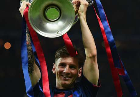 Barcelona win Club of the Year award