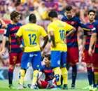 VIDEO: Barca siegt - und verliert Messi