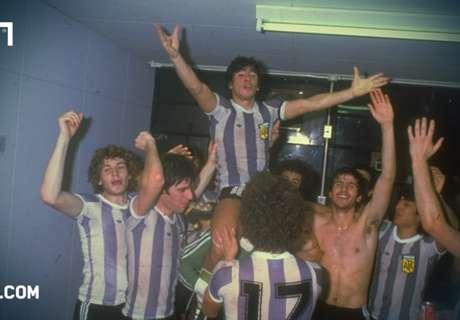 56 momentos en la vida de Maradona