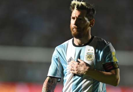 VIDEO - Argentijnen boycotten media