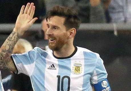 Estados Unidos vs Messi