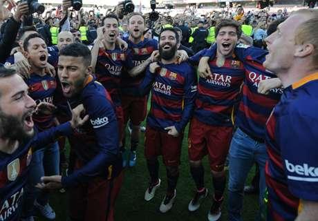 REKAPITULASI La Liga 2015/16
