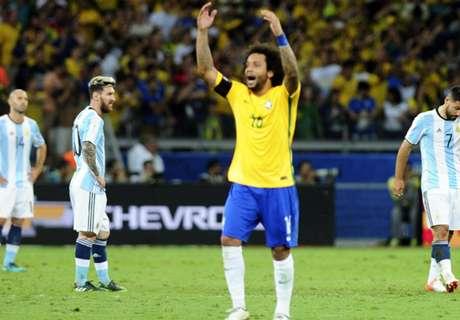 VIDEO: Brasilien überrollt Argentinien