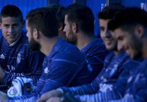 """Cuando Real Madrid """"sufre"""" por la falta de recambio, un repaso por los jugadores que son cracks pero no son titulares."""