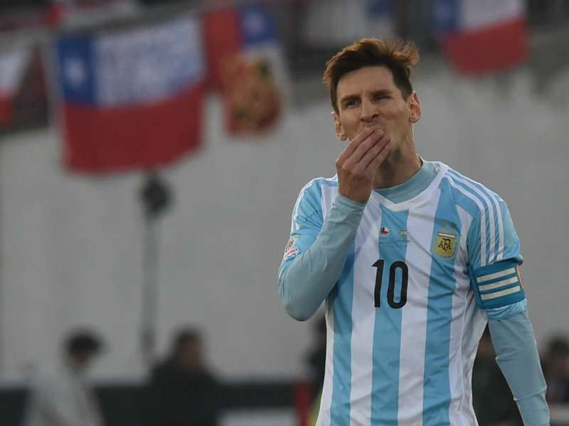 Argentina's golden generation doomed to failure again as Chile claim maiden Copa triumph