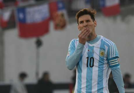 'Argentina turned its back on Messi'
