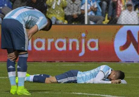 Tanpa Messi, Argentina Takluk Di Markas Bolivia