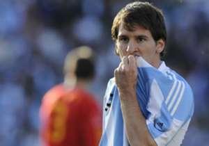 14- 7/9/2010 vs España (Amical)
