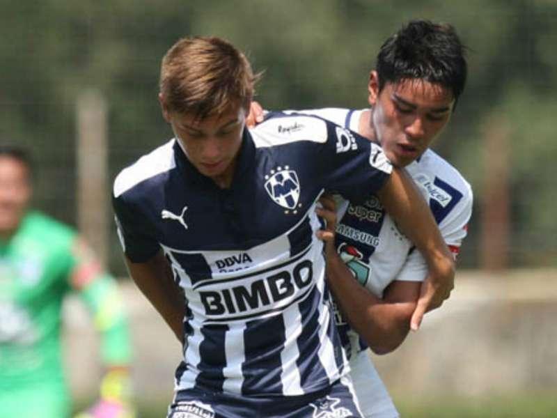 Sobrino de De Nigris la rompe con la Sub 17 del Monterrey | Goal.com