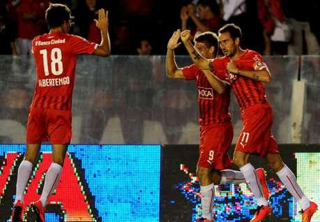 EN VIVO: Independiente 1-0 Tigre