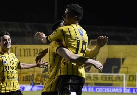 ► Olimpo 3-0 Godoy Cruz