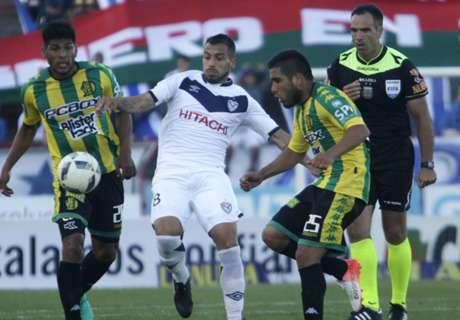 ► Aldosivi 0-0 Vélez