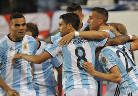 Messi Sublim, Argentina Tekuk Panama