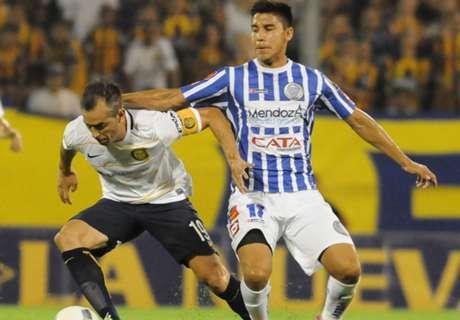 ► Rosario Central 1-0 Godoy Cruz