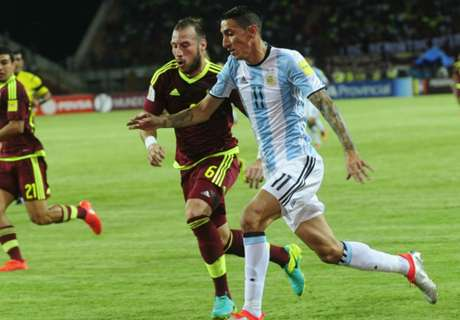 Argentina dig deep to take draw