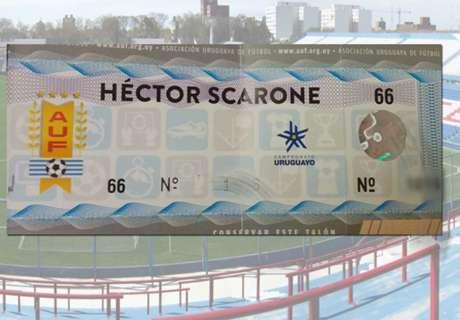 Insólito ticket para Boca