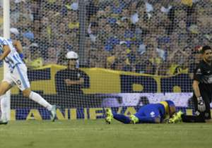 Fecha 2: Boca - Atlético Tucumán.