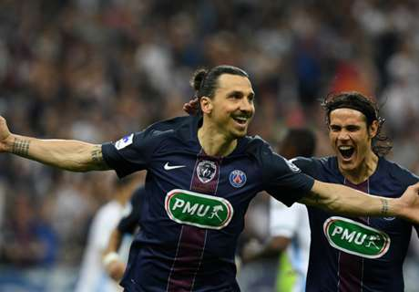 Zlatan se despidió como llegó: campeón