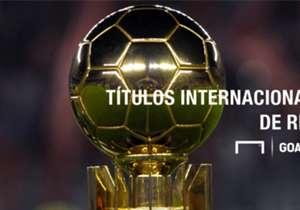 River consiguió su décimo título internacional ante Independiente Santa Fe. A continuación el detalle de cada uno de ellos.
