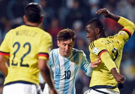 ¿Qué Messi espera Colombia?