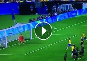 Neymar Gol Brasil Captura TV