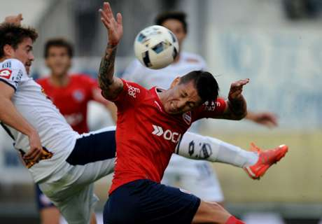 EN VIVO: Independiente 0-0 Tigre