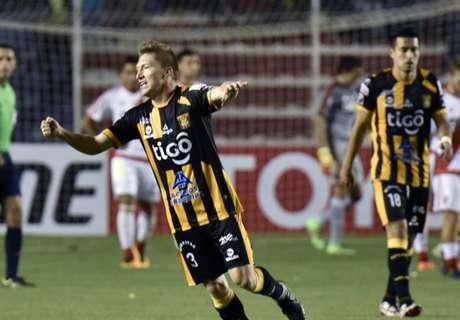 A noite mágica da Libertadores
