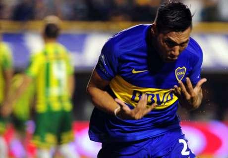 Otro delantero de Boca a Sao Paulo