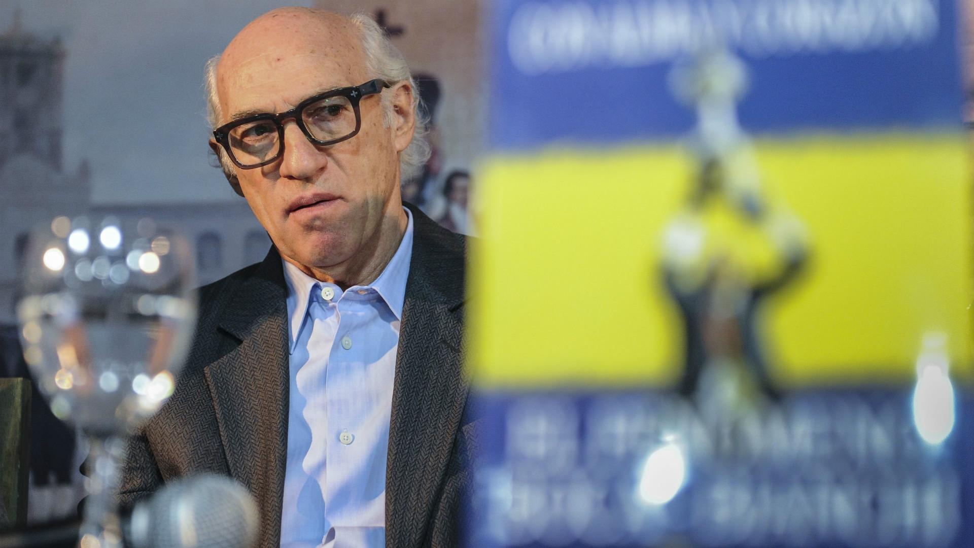 Bianchi cerró la puerta a un posible regreso a Vélez
