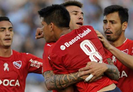 ► Temperley 0-1 Independiente