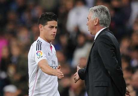 ¿Ancelotti y James juntos de nuevo?